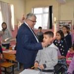 Milli Eğitim Müdürü Yazıcı'dan okul ziyaretleri