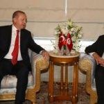 Cumhurbaşkanı Erdoğan en-Nasır'ı kabul etti