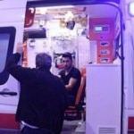 Yurtta kalan 16 öğrenci hastanelik oldu