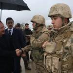 Siirt Valisi Atik'ten güvenlik güçlerine moral ziyareti
