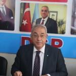 DSP Genel Başkanı Aksakal, Tekirdağ'da
