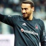 Cenk Tosun'dan Beşiktaş'a duygusal veda!