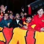 Antalya'da Galatasaray izdihamı