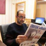 Suriyeli gazeteci mesleğini özgürce sürdürmek istiyor
