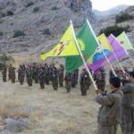 İran'daki olaylara terör örgütü YRK'dan tam destek