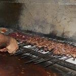 """Gastronomi şehrinde """"Acılı Ciğer Yeme Yarışması"""""""