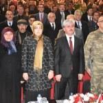 Kars'ta Devlet Övünç Madalyası ve Beratı Tevcih Töreni