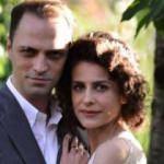 Ebru Özkan ve Ertan Saban çiftinin bebeği oldu