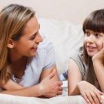 İlk defa regl olan kız çocuklarına ne anlatılmalı?