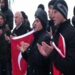 Ahıska Türkleri TSK için kurban kesti