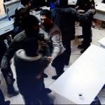 Diyarbakır'da korkunç olay! Biber gazı kurtardı