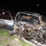 İzmir'de feci kaza: 2 ölü, 6 yaralı