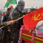 Sol örgütten YPG'ye terörist desteği!