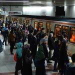 Ankara'da raylı sistem günde yarım milyon yolcu taşıyor