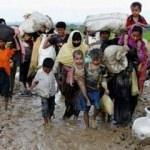 100 bin Rohingya yeni tehditlerle yüz yüze