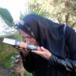 Alman kadın Müslüman oldu... 'Nisa' ismini aldı