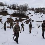 Güvenlik korucuları Afrin'e gitmek için dilekçe verdi