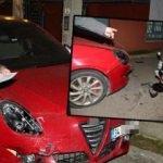 Nejat Yavaşoğulları Hisar'da kaza şoku