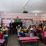 Ahlat'ta öğrencilere diş fırçası ve macunu dağıtıldı