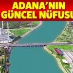 2018 Adana'nın nüfusu kaç? İlçe ilçe Adana'nın güncel nüfusu...