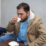 Kahvesini 45 yıldır soğutmadan servis ediyor