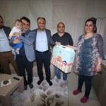 Belediye Başkanı Özaltun'dan ev ziyaretleri