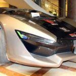 Elektrikli otomobil 'Dava' ilgi çekiyor