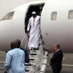 Gambiya Cumhurbaşkanı Türkiye'ye geliyor