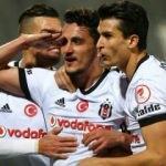 Kupada ilk yarı finalist Beşiktaş oldu!