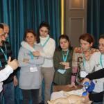 Bartın'da Yenidoğan Canlandırma Programı