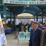 Demirci'de Kent Merkezi Projesi halk oylamasına sunuldu