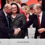 Schulz'un koltuğunu doldurmaya aday oldu