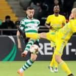 Sporting Lizbon'a 7 dakika yetti