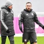 Heynckes, Ribery ile özel olarak ilgilendi