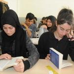 Çermikli kızlar okullaşmada erkekleri geçti