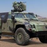 Otokar'dan 433 zırhlı araç satışı