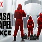 Türkçe La Casa De Papel nasıl izlenir? La Casa De Papel 3.sezonu...