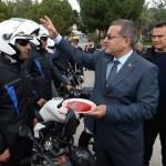 Antalya Emniyet Müdürlüğüne araç takviyesi