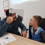 Kütahya'da özel eğitimde dil konuşma eğitimi