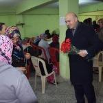 Andırın'da kadın girişimciler bir araya geldi