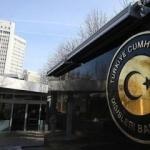 Türkiye'den net açıklama: Asılsız ve yalan