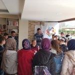 Sakin Şehir Uzundere Kitap Kafe Projesi
