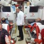 Yavuzeli'nde kan bağışı kampanyası
