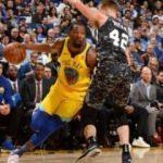 Golden State'i Durant taşıdı