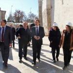 Vakıflar Genel Müdürü Ertem Sivas'ta