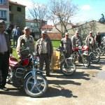 Eskişehir'de çiftçi malları koruma bekçileri göreve başladı