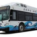 Çin hidrojenle çalışan otobüs yaptı