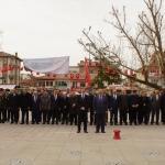 18 Mart Şehitleri Anma Günü ve Çanakkale Deniz Zaferi'nin 103. yıl dönümü