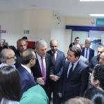 Sağlık Bakanı Demircan, Ordu Devlet Hastanesini ziyaret etti