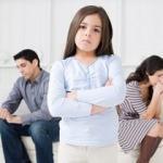 Anne-baba ilişkisinin çocuğa etkisi